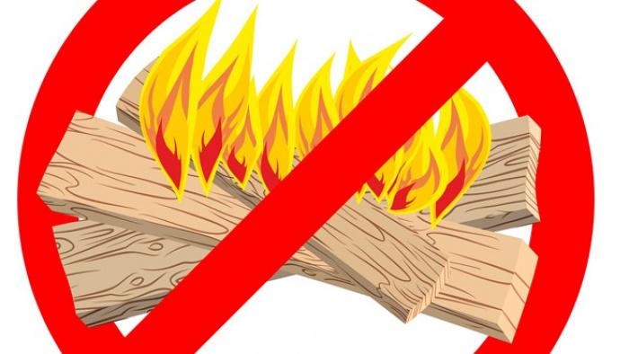 Eldningsförbud i Stockholms län